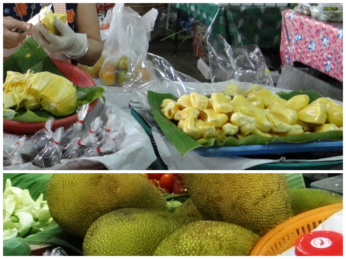 Jack Fruit from the Chaing Mai Market